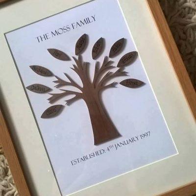Walnut Family Tree